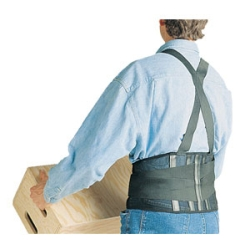 Sas Safety Back Support Belt - Medium