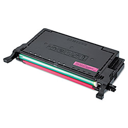 Samsung Toner Cartridge, 7000 Page Yield, Magenta