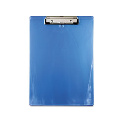 Saunders Recycled Clipboard, Ice Blue