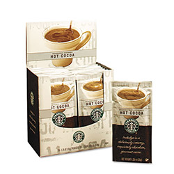 Starbucks Hot Cocoa, 1.25 oz, 24/BX