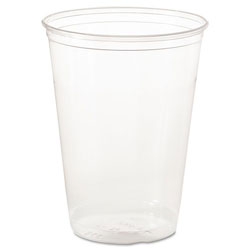 Solo Ultra Clear Pete Cold Cups, 10 oz., Clear, Individually Wrapped, 20/Bag