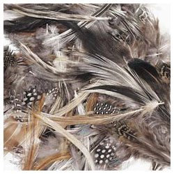 Chenille Kraft Company Natural Feathers Assortment