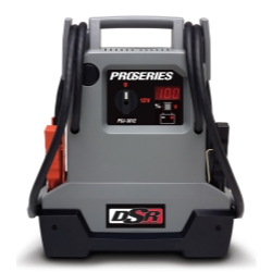 Schumacher Electric ProSeries Jumpstarter with 2 18AH AGM Batteries
