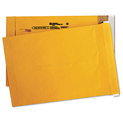 "Sealed Air Self-seal Mailers, Dual-ply, 9-1/2""x13 1/4"", 100/CT, Gold"