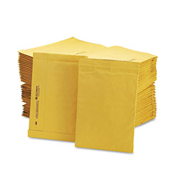 "Paper Jiffy® Recycled Padded Kraft Mailer, Plain Flap, 9 1/2""x14 1/2"", Case of 100"