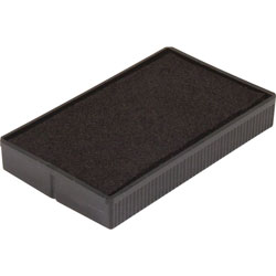 Shachihata. U.S.A. Stamp Pad, Classix Liner Dater, Replacement, Black