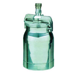 Sharpe No Drip Siphon Feed 1 Quart Paint Gun Cup