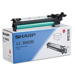 Sharp Drum Cartridge for AL1000, 1010, 1041, 1200, 1215, 1220 & Others, Black