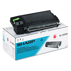 Sharp Copier Toner Cartridge for AL1631, 1641CS, 1651CS, 1661CS & Others, Black
