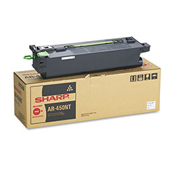 Sharp Copier Toner for Copiers ARP350/ARP450, Yield 27K, Black