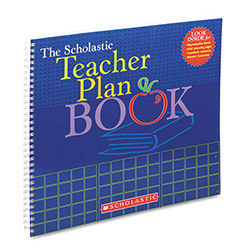 Scholastic Teacher Plan Book (Updated), Grades K-6