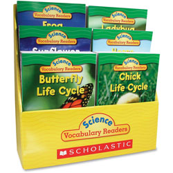 Scholastic Science Vocabulary Readers: Life Cycles, 36 Books, 6/Title &Amp; Teaching Guide
