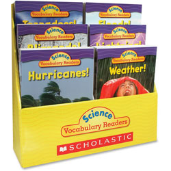 Scholastic Science Vocabulary Readers: Wild Weather, Grades 1-2