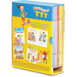 Scholastic Word Family Tales Grade Pre K-2 Teaching Guide, Softcover, 128 pages