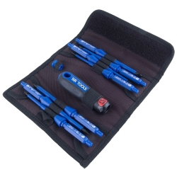 Sir Tools 9 Piece Professional 1000V Insulated Screwdriver Kit