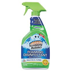 Sc Johnson Scrubbing Bubbles Multi Surface Bathroom Cleaner Citrus Scent 32 Oz Spray Bottle