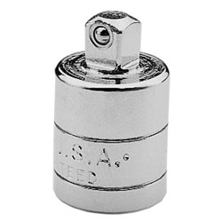"S K Hand Tools 1/4"" Female 3/8"" Male Socket Adapter"