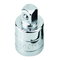 "S K Hand Tools 1/2"" Female 3/8"" Male Socket Adapter"