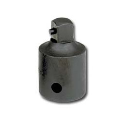 "S K Hand Tools 3/4"" Female 1"" Male Impact Adapter"