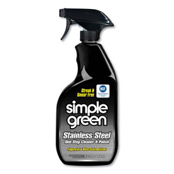 Simple Green Stainless Steel One-Step Cleaner and Polish, 32 Ounce