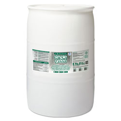 Simple Green Crystal Industrial Cleaner/Degreaser, 55gal, Drum