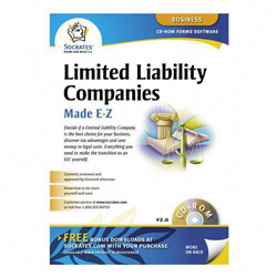 Socrates Media Limited Liability Companies Software, Includes Instructions