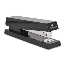 Sparco Full Strip Desktop Stapler for Standard Staples, 210 Capacity