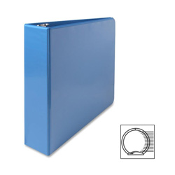 "Sparco Vue 2"" View Binder, Blue"