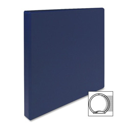 "Sparco 3 Ring Binder, 1/2"" Capacity, Blue"