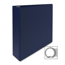 "Sparco 3 Ring Binder, 2"" Capacity, Blue"