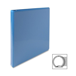 "Sparco Vue 1/2"" View Binder, Blue"