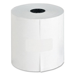 "Sparco Bulk Thermal Paper Roll, 3-1/8"" x 273'', White"