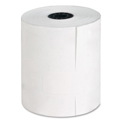 "Sparco Bulk Thermal Paper Roll, 3-1/8"" x 230'', White"