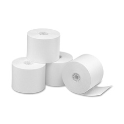 "Sparco Thermal Paper Roll, 2 1/4"" x 165'', White"