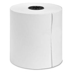 "Sparco  Bulk Adding Machine Rolls, 3""x165', 12/PK, White"