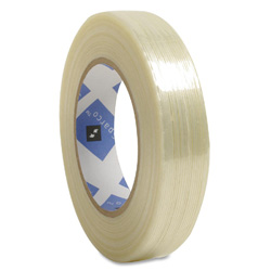 "Sparco Filament Tape, 1""x60Yards, White"