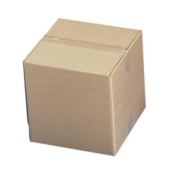 "Sparco Shipping Carton, 10""Wx10""Dx10""H, Kraft"