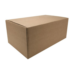"Sparco Shipping Carton, 20""Wx12""Dx8""H, Kraft"