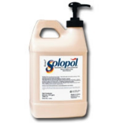 Stockhausen Solopol Hand Cleaner - 1/2 Gallon Pump Top Bottle