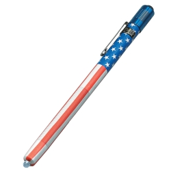 Streamlight Stylus 3 Cell US Flag Penlight with White LED