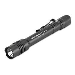Streamlight PT2AA Ultra Compact Tactical Flashlight with White LED, Batteries and Holster