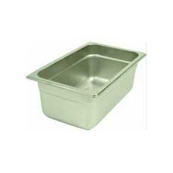"Thunder Group Steam table Pan Full 2""Stainless Steel"
