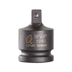 "Sunex 3/8"" Drive 3/8"" Female x 1/4"" Male Adapter"