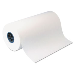 "Georgia Pacific SUPLOX18 White 18"" Super Loxol Freezer Paper with Long Term Protection of 12-15 Months"