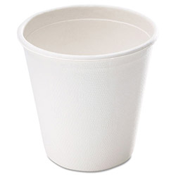Savannah Supplies 9 Oz Hot/Cold Paper Cups, White, Pack of 50
