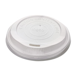 Savannah Supplies Cup Lids For 10-20 Ounce Hot Cups