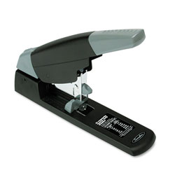 Swingline High Capacity Heavy Duty Stapler for up to 210 Sheets, Black/Gray