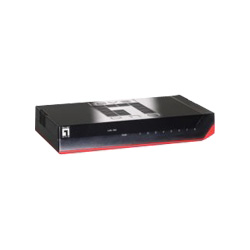 CP TECH LevelOne GSW-0807 - Switch - 8 Ports
