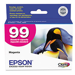 Epson T099320 99 Magenta Ink Cartridge