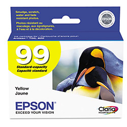 Epson T099420 99 Yellow Ink Cartridge